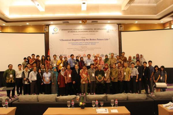 Peserta Seminar Internasional